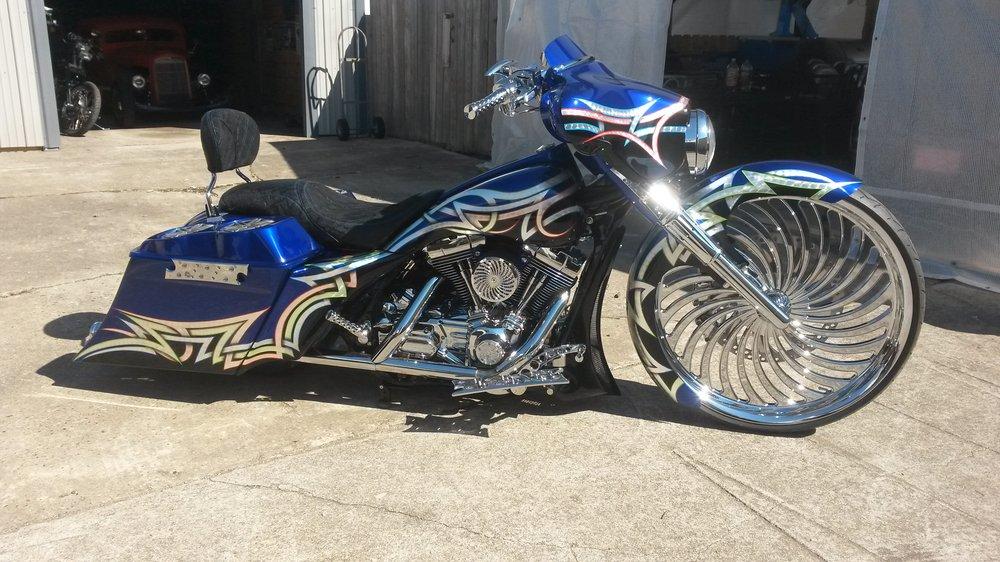 Kaelin's Custom Cycles: 10012 Mitchell Hill Rd, Fairdale, KY