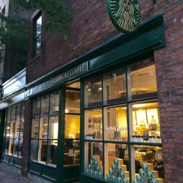 Starbucks 16 photos 38 reviews coffee tea shops for 166 terrace st boston ma