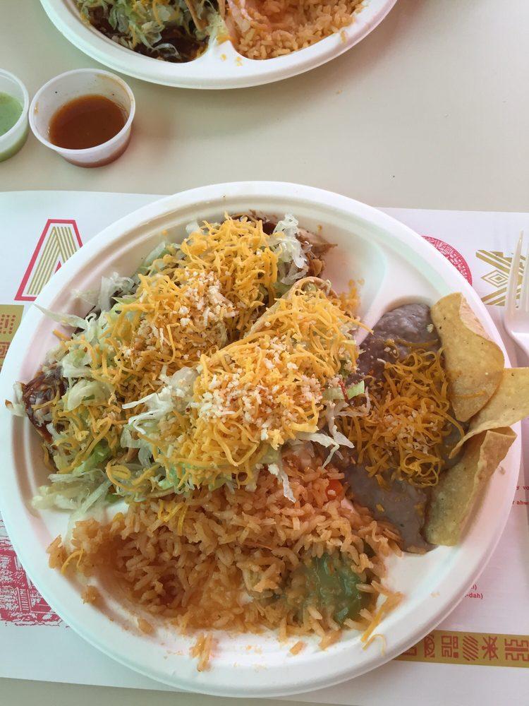 Los Robertos Mexican Food: 340 S Broad St, Globe, AZ