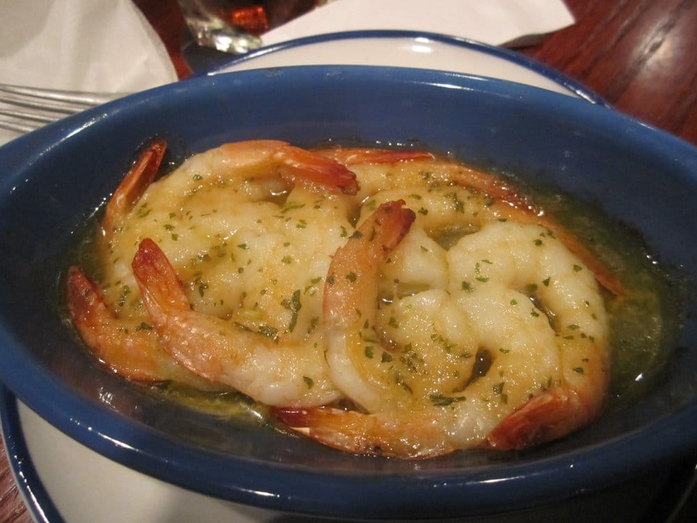 Garlic Shrimp Scampi - Yelp