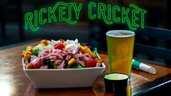 Rickety Cricket Brewing 312 E Beale St Kingman Az Pizza
