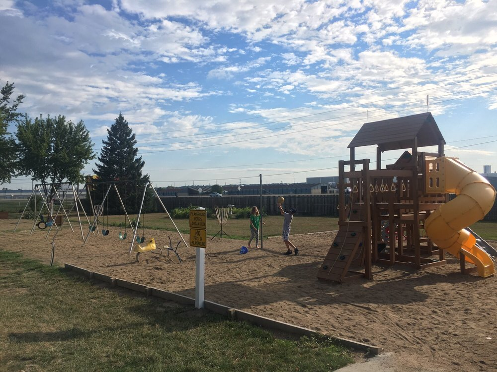 Sioux City North KOA: 675 Streeter Dr, North Sioux City, SD