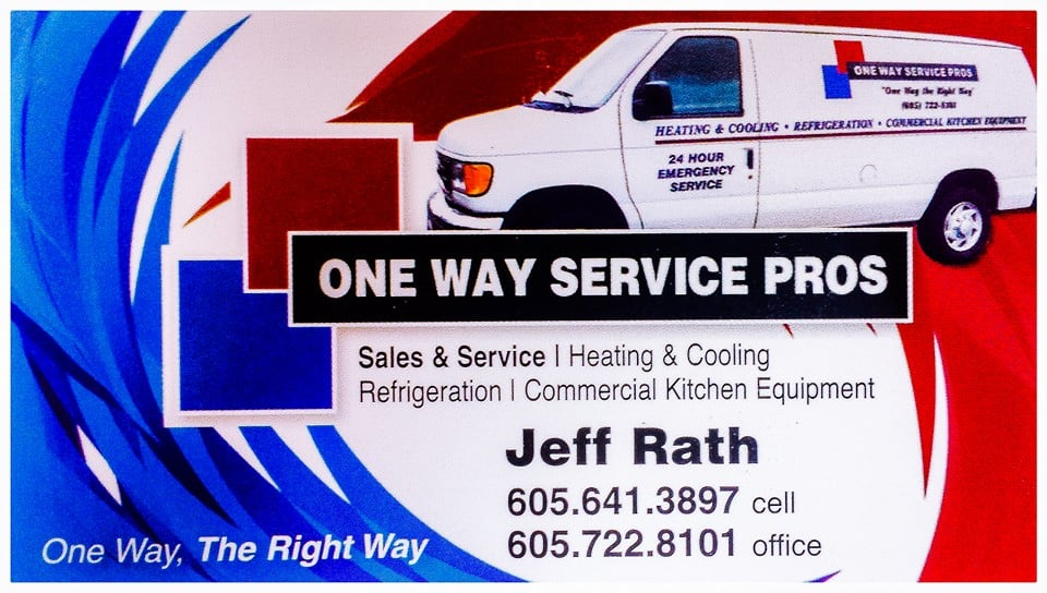 One Way Service Pros: Spearfish, SD