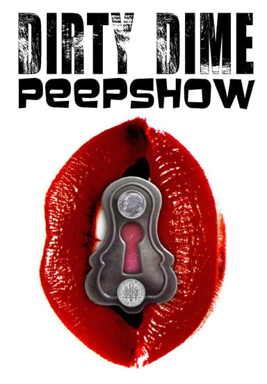 The Dirty Dime Peepshow: 2240 St Claude Ave, New Orleans, LA