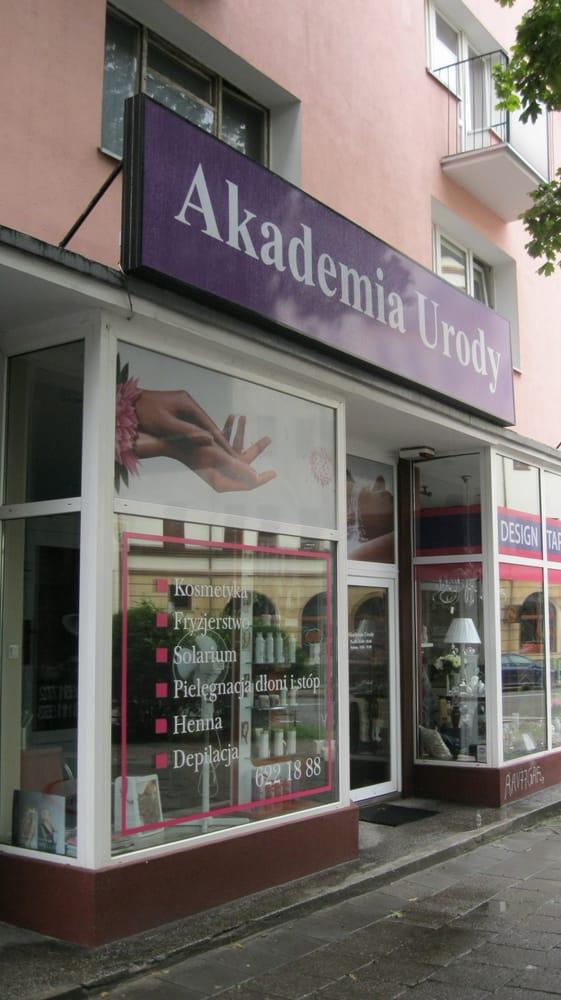 Akademia Urody Hair Salons Ulsolec 83 Powiśle Warszawa