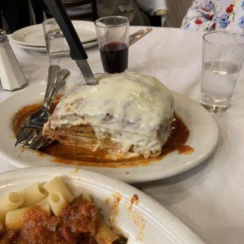 Photo Of Carmine S Italian Restaurant Times Square New York Ny United States