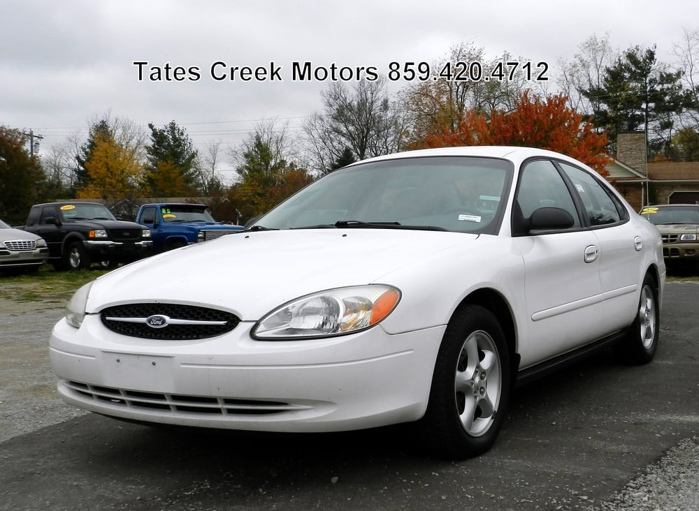 2000 ford taurus lx yelp
