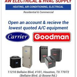 Electrical & HVAC Supply, LLC.