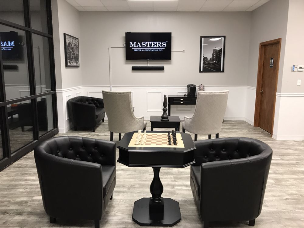 Masters Shave & Grooming: 314  E Fountains Pkwy, Fairview Heights, IL