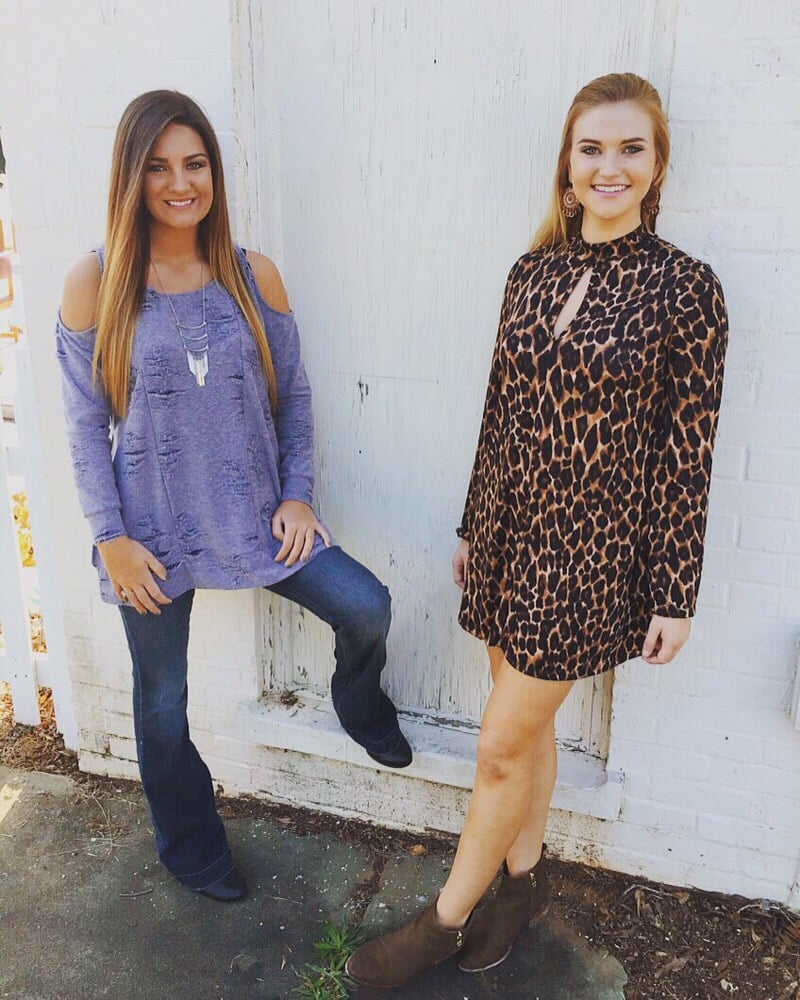Rustic Flair On Floyd Boutique
