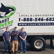 48d6b72c751950 Coast Movers - 38 Photos   50 Reviews - Movers - Gig Harbor