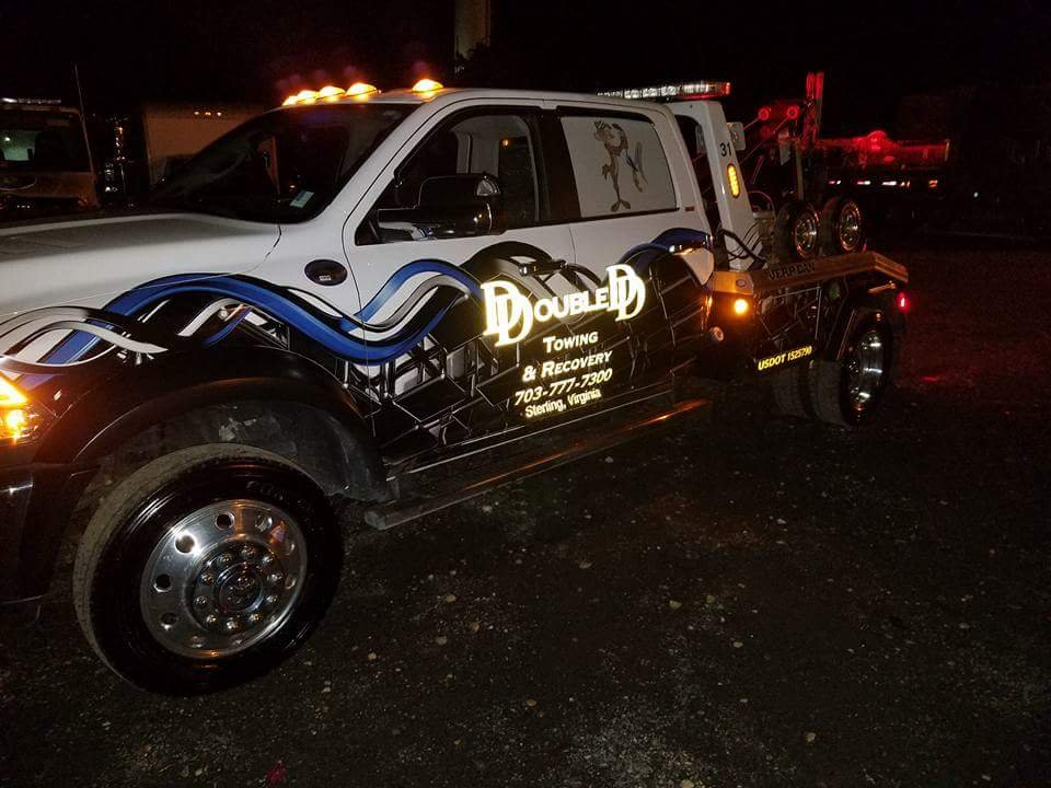 Double D Towing: 44827 Old Ox Rd, Sterling, VA