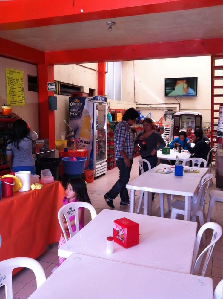 Antojitos clarita cocina mexicana prolongaci n canal for Canal cocina mexicana