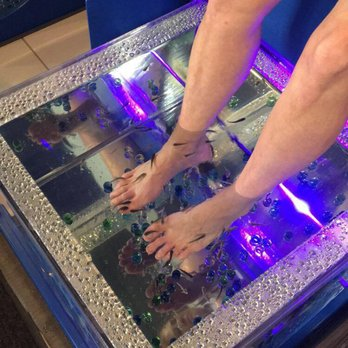 Photo Of Garra Fish Spa Kennesaw Ga United States My Feet With