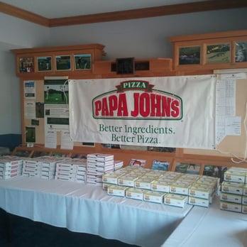 Papa John S Pizza Pizza 3460 East Lake Rd Oldsmar Fl United States Restaurant Reviews
