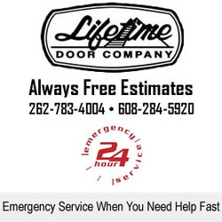 Photo Of Lifetime Door Company   Kenosha, WI, United States