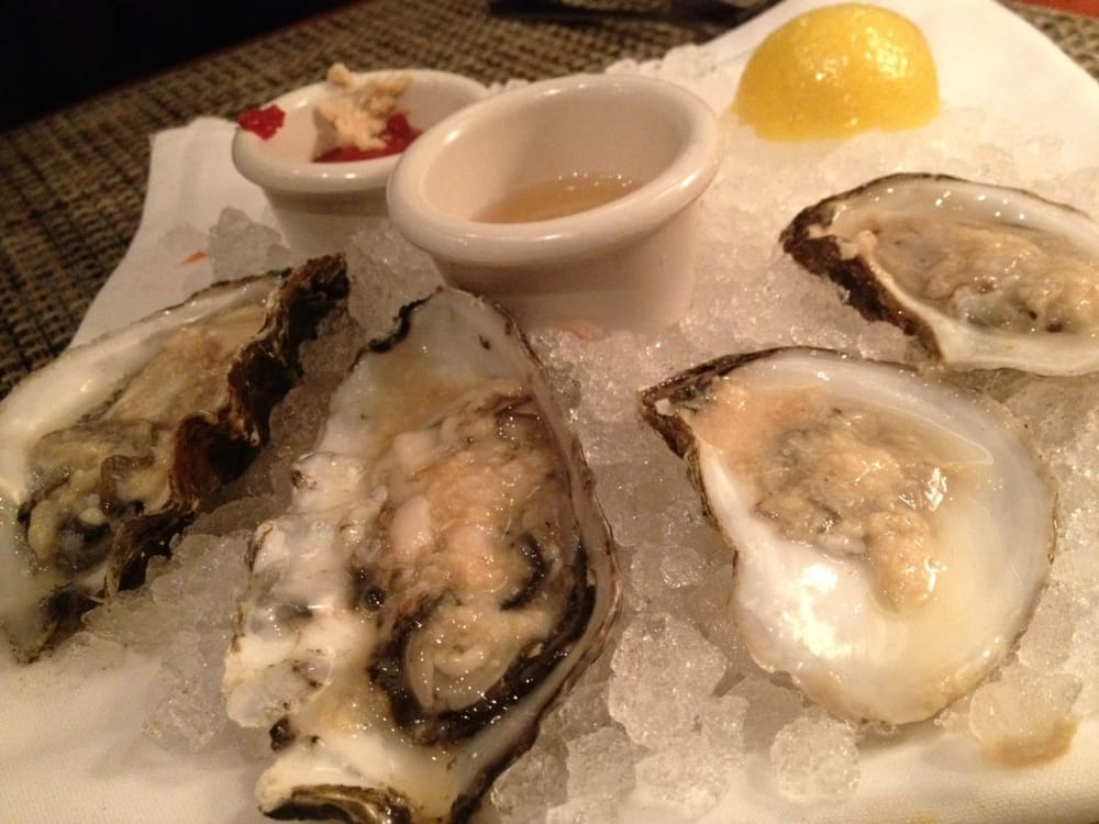 Oysters yelp for Spenger s fresh fish grotto