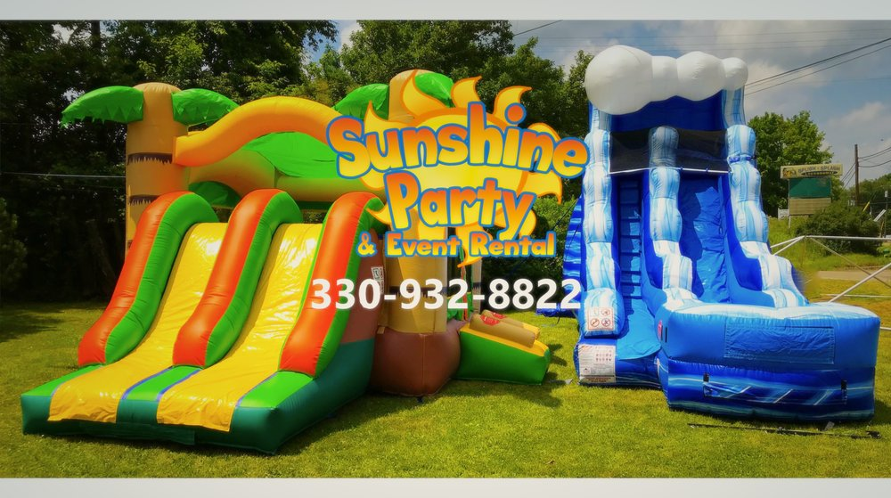 Sunshine Party & Event Rental: 49207 Calcutta Smith Ferry Rd, East Liverpool, OH