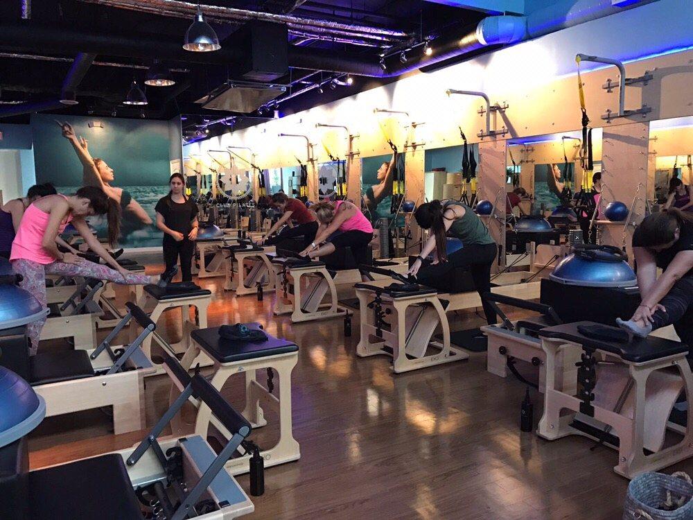 Club Pilates- Miami