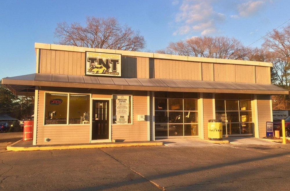 Top-Notch Tire and Auto Center: 322 W Williamsburg Rd, Sandston, VA