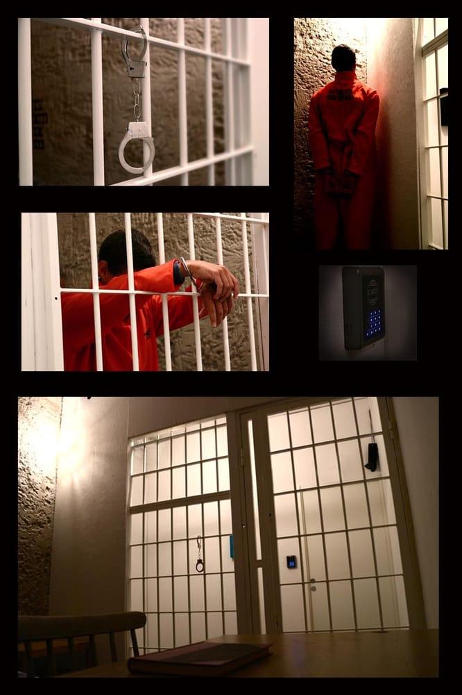 prison break göteborg