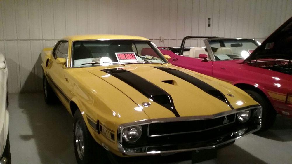 Telstar Mustang-Shelby-Cobra Restorations & Museum: 1330 S Kimball St, Mitchell, SD