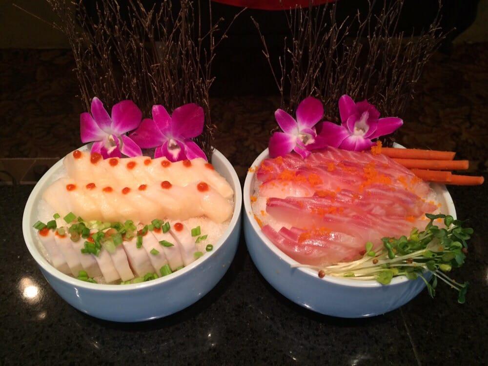 Sushi at the sake sushi tasting yelp - Shogun japanese cuisine ...