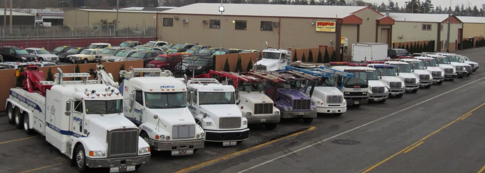 Towing business in Fort Lewis, WA