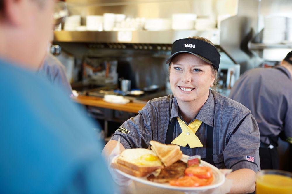 Waffle House: 20 Auburn Park Dr, Auburn, GA
