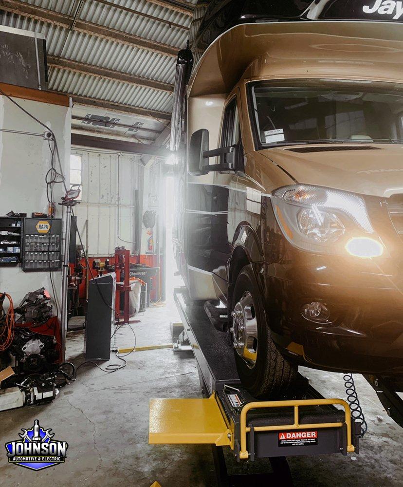 Johnson Automotive and Electric: 841 W 14th St, Eureka, CA