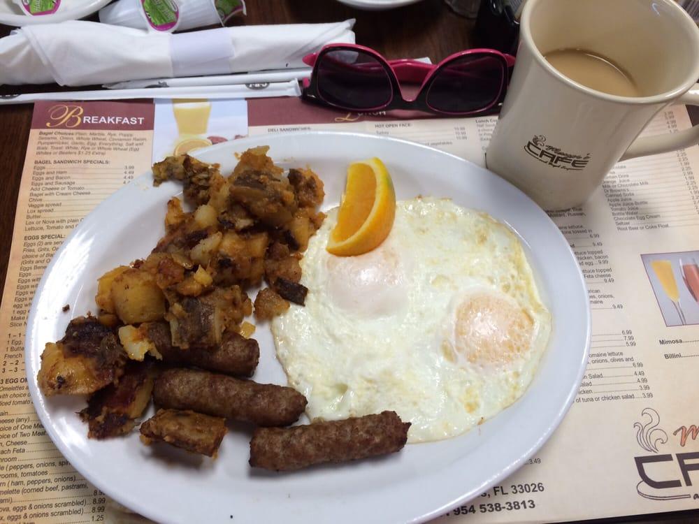 Mayor S Cafe Bagel Emporium