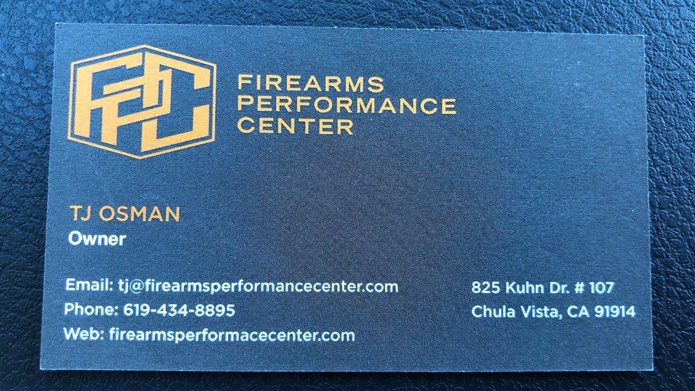 Firearms Performance Center - 12 Photos - Guns & Ammo - 825 Kuhn ...