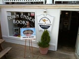 Down Under Books: 807 Atlantic Ave, Ocean City, MD