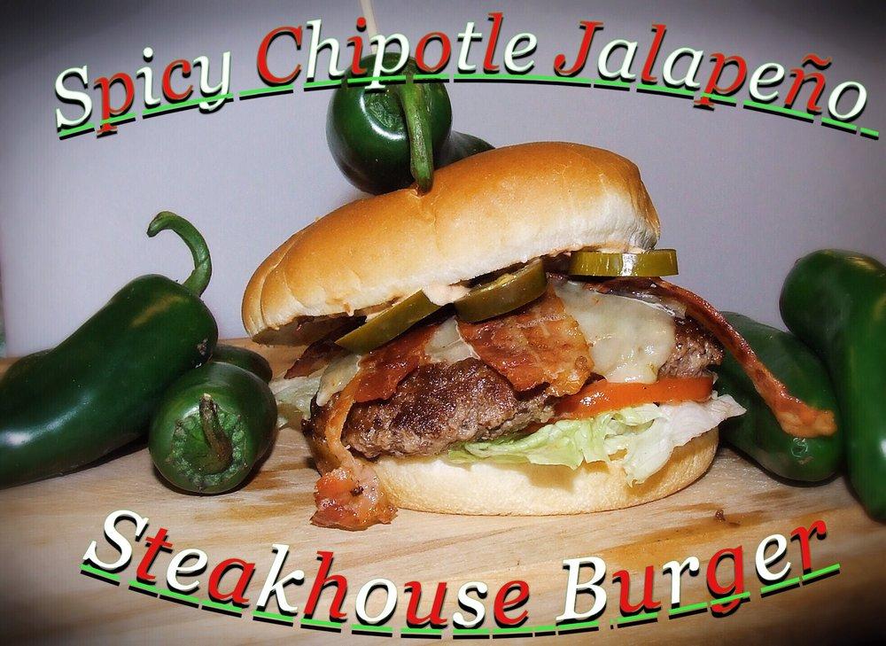 Burger Carte: 175 Virginia Ave, Smithers, WV