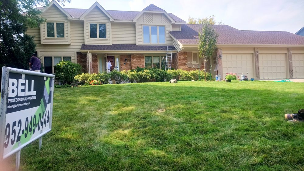Bell Professional Painting: 9795 Crestwood Ter, Eden Prairie, MN