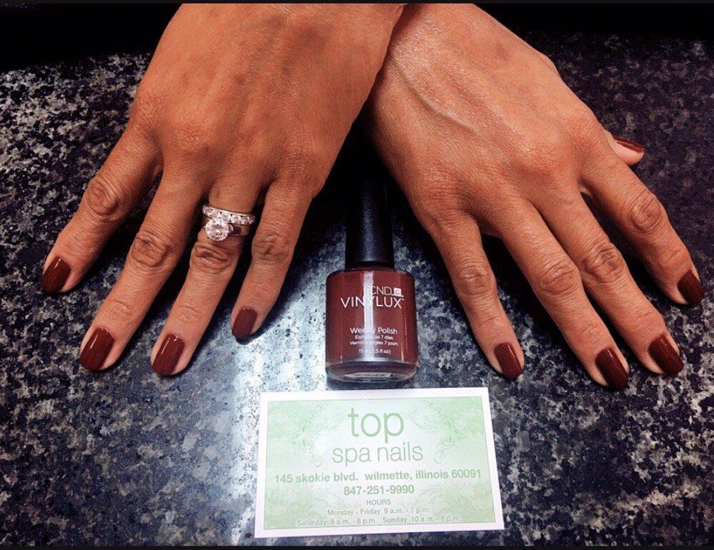 Top Spa Nails - Make An Appointment - 17 Photos & 45 Reviews - Nail ...