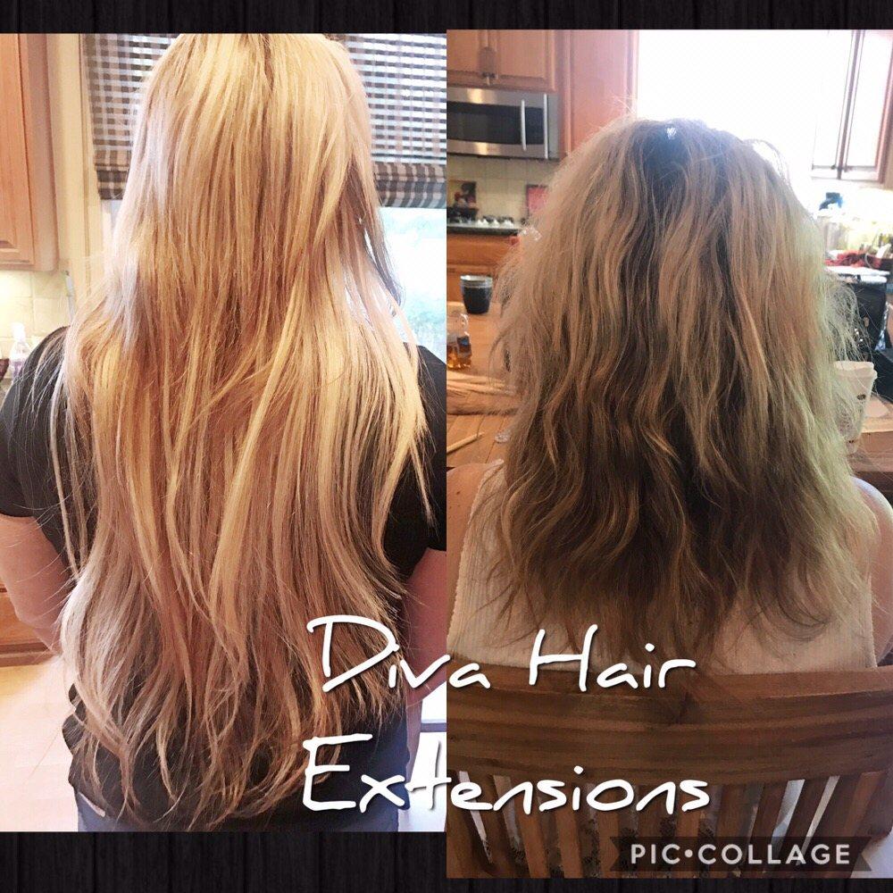 DIVA Hair Extensions: Agoura Hills, CA