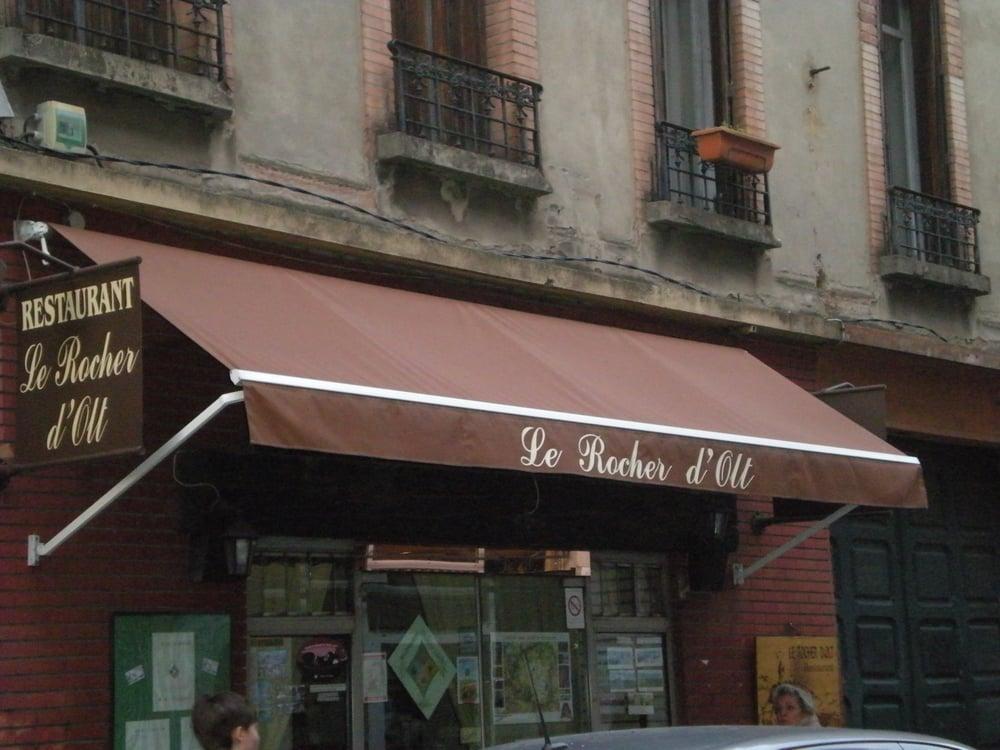 Restaurant le rocher d olt 16 anmeldelser gr sk 16 for Restaurant le miroir toulouse