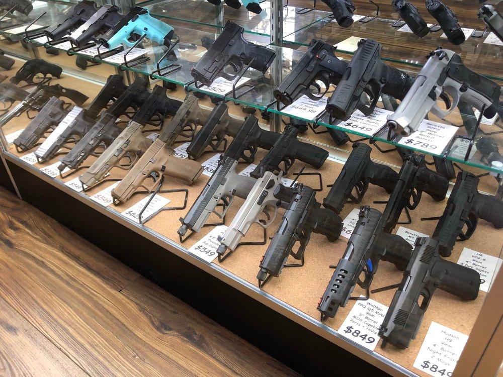East County Guns: 309 W Main St, Elma, WA