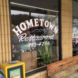 Photo Of Hometown Restaurant Peterstown Wv United States Phone Number