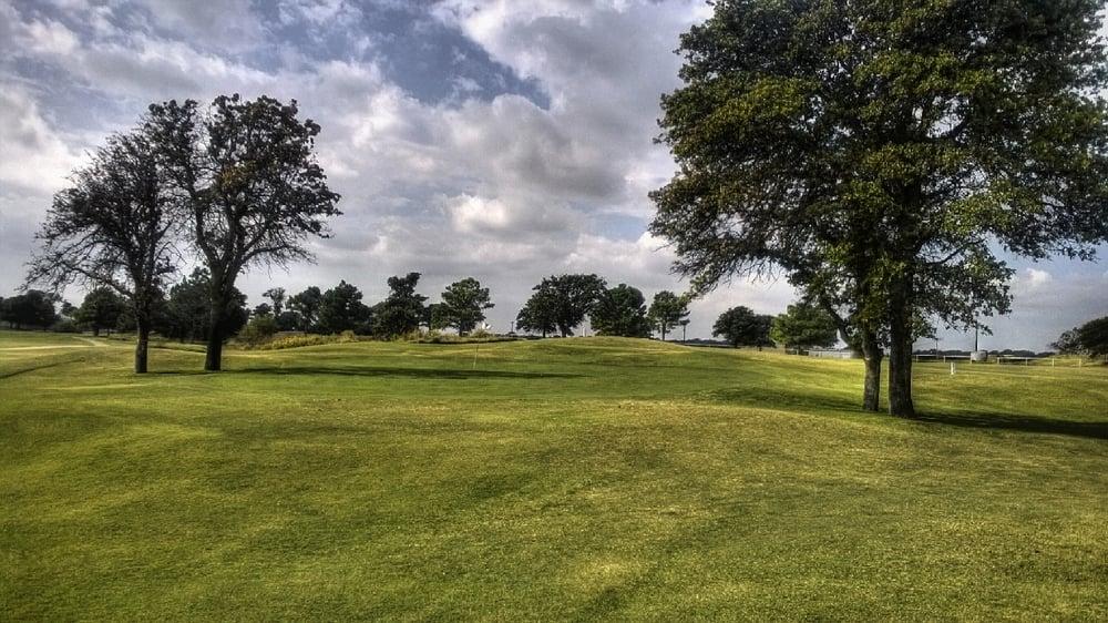 Turkey Creek Golf Course: Hennessey, OK