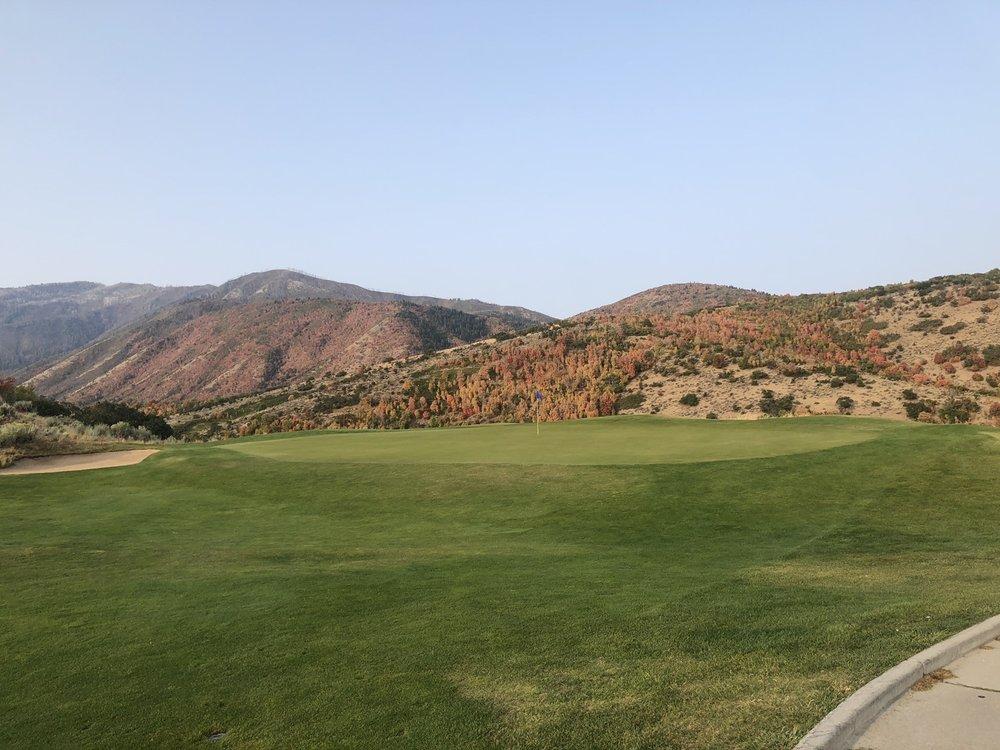 Gladstan Golf Course: 1 Gladstan Dr, Payson, UT