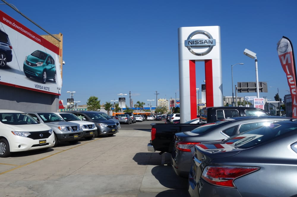 Nissan Dealership Los Angeles >> Nissan Of Downtown La 78 Photos 447 Reviews Car Dealers 635