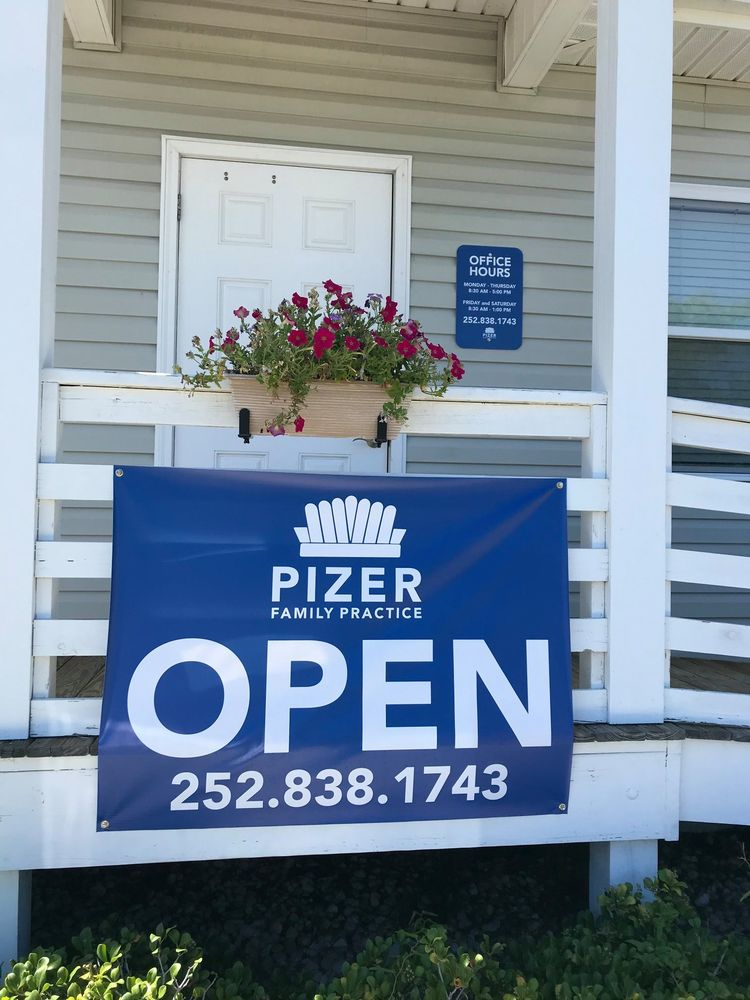 Pizer Family Practice: 444 Harkers Island Rd, Beaufort, NC