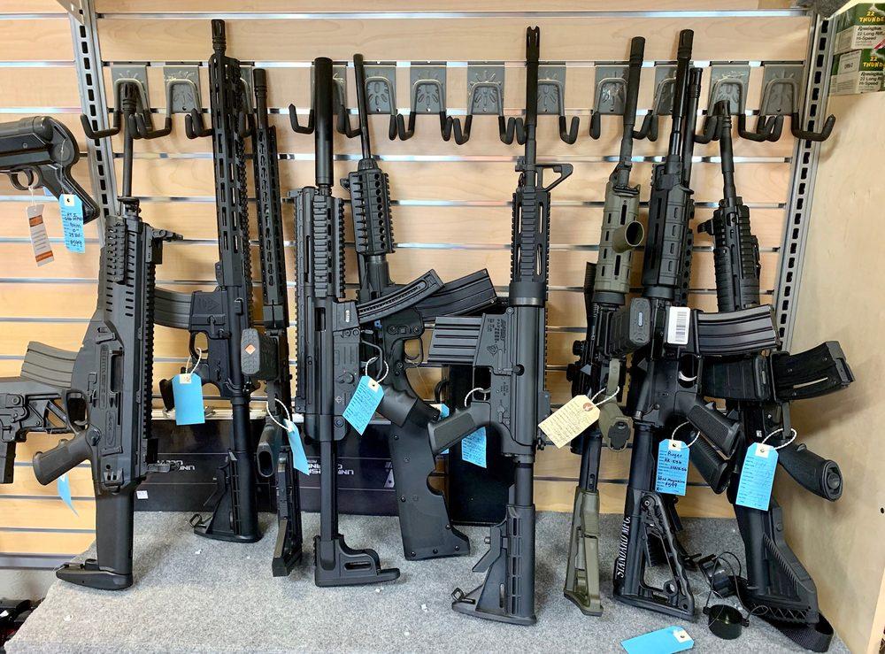 Steel Fox Firearms: 1520 S State Rd 15-A, Deland, FL