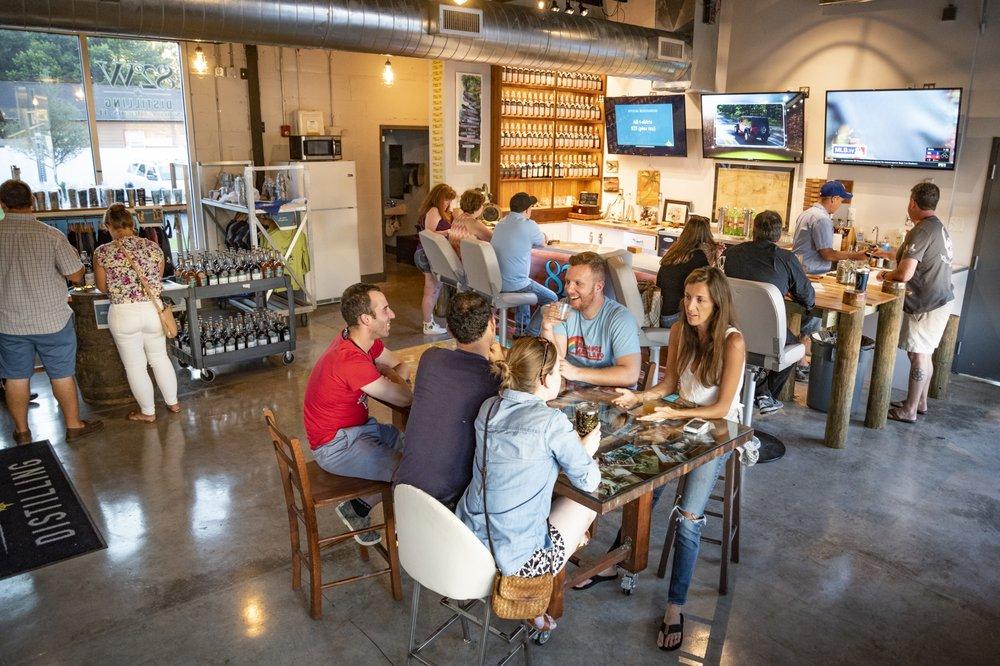 82 West Distilling: 6430 N Florida Ave, Tampa, FL