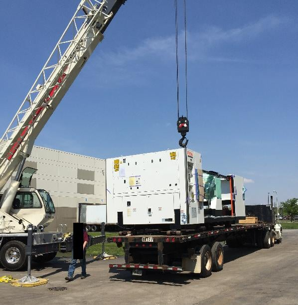 Chicago Machinery Movers: 5250 McDermott Dr, Berkeley, IL