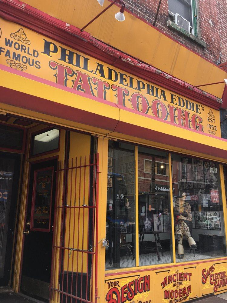 Photo of Philadelphia Eddies's Chinatown Tattoo: Philadelphia, PA