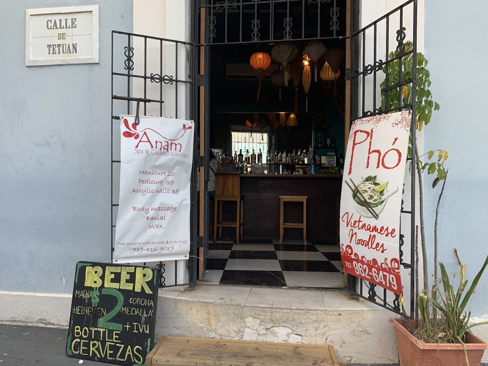 Anam Spa: Calle Cristo 259, San Juan, PR