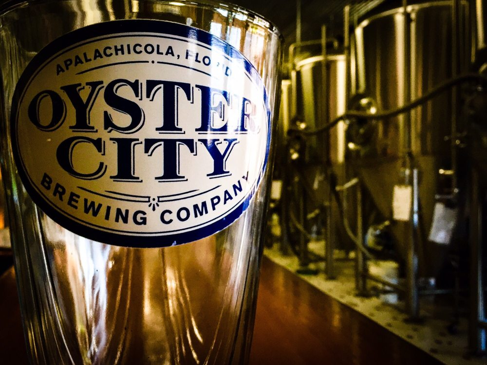 Oyster City Brewing Company: 17 Avenue D, Apalachicola, FL